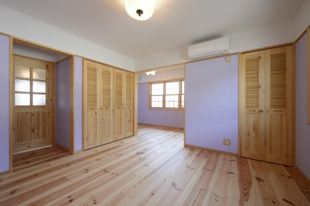 輸入建具・無垢床材